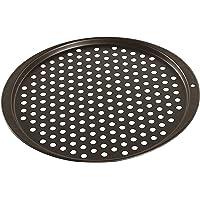 Nordic Ware 365 Indoor/Outdoor Large Pizza Pan 12-Inch Brown NRE_36504_BLK