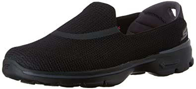 Skechers Performance-Go-Weg 3 Slip-on Walking-Schuh clBKA