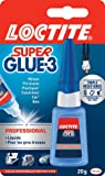 Loctite Super Glue-3 Professionnel 20 g