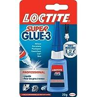 Loctite Colle forte/Super Glue 3 - Professional - 20 g