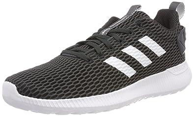 fdcd44cc2327a6 adidas Herren Cf Lite Racer Cc Gymnastikschuhe Grau (Carbon S18 ftwr  White Grey