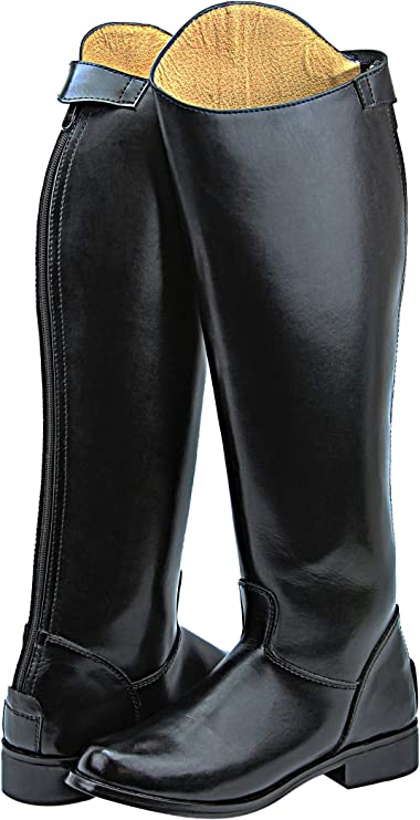 Amazon.com: FAMMZ MB-3 Men's Man Horse Riding Mounted Police Patrol Tall  Boots with Back Zipper Equestrian Color Black: Sports & Outdoors