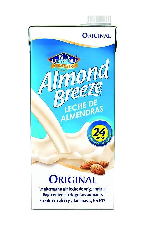 Almond Breeze Bebida de Almendra Original - Paquete de 6 x 1000 ml - Total: 6000 ml: Amazon.es: Alimentación y bebidas