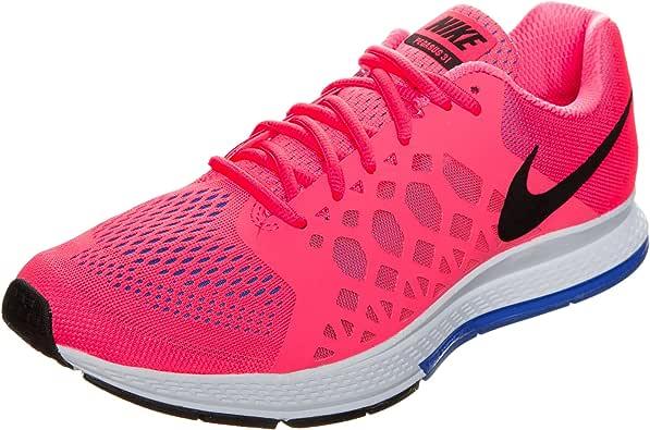 NIKE 652925 600 - Zapatillas de Correr de Material sintético Hombre, Color Rosa, Talla 11.5 UK: Amazon.es: Zapatos y complementos