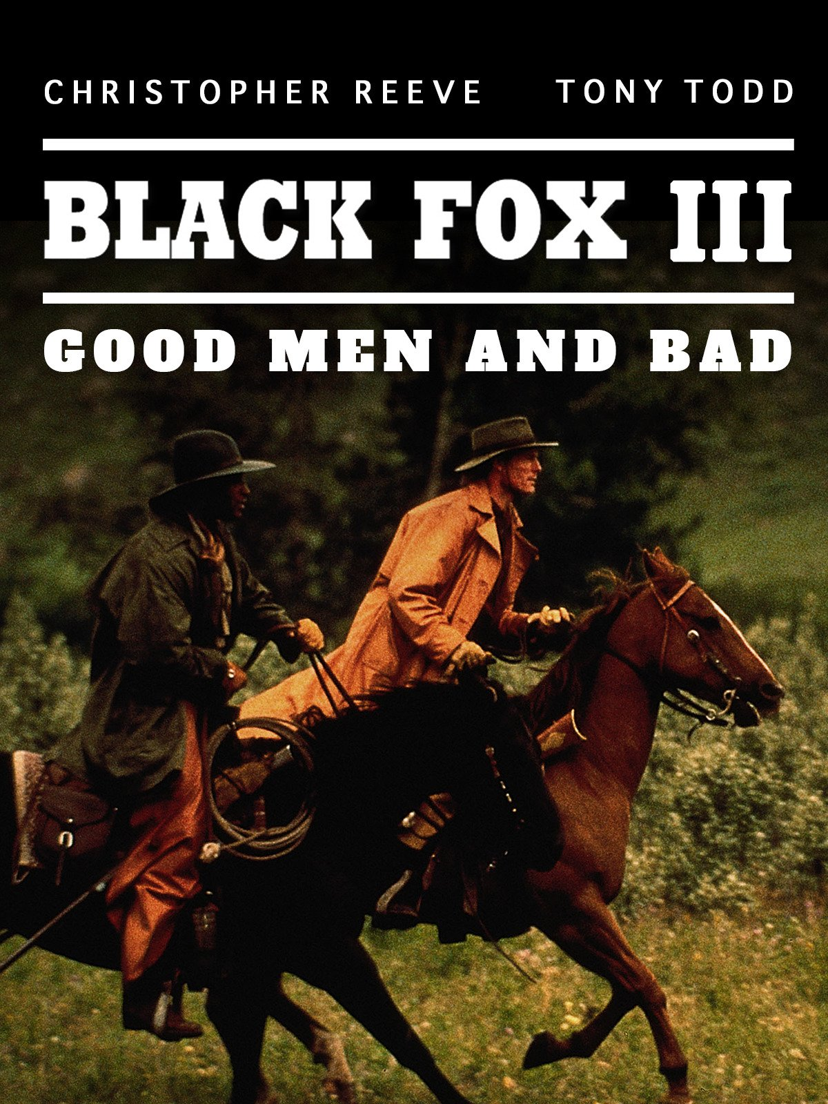 Black Fox Iii Good Men And Bad Christopher Reeve Kim Smartphone Blackfox A2 Ten Android Coates Tony Todd Steven H Stern