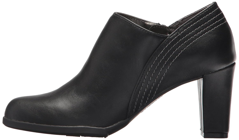 LifeStride Women's Levee Ankle Boot B075FVS9NS 9 B(M) US Black