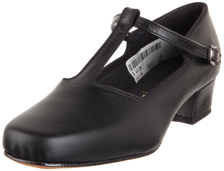 [Tic-Tac-Toes] レディース B0058WX39K ブラック 7.5 C/D US