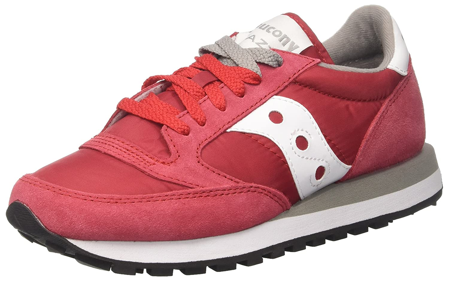 Saucony Jazz O, Scarpe da Running Unisex – Adulto Multicolore (Red 311)