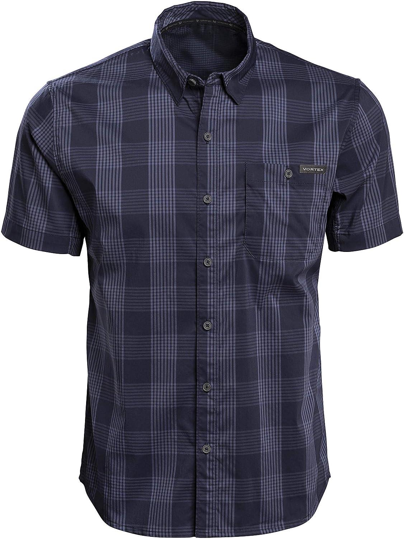 Vortex Optics Coolmax Fast Twitch Short Sleeve Shirts