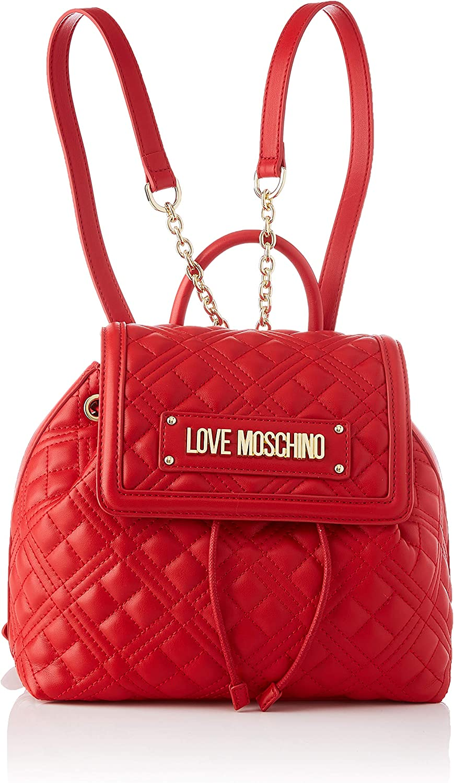 Love Moschino Ss21, Bolsos tipo mochila. para Mujer, M