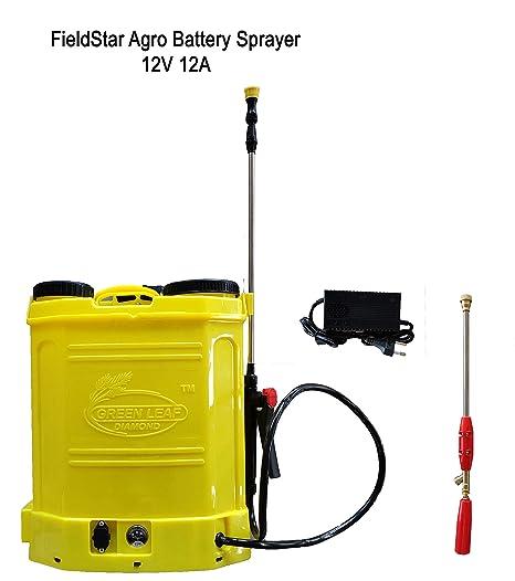 Fieldstar Heavy Duty Impact Design Battery Sprayer 16L ( 12A 12V)