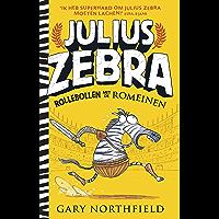 Rollebollen met de Romeinen (Julius Zebra Book 1)