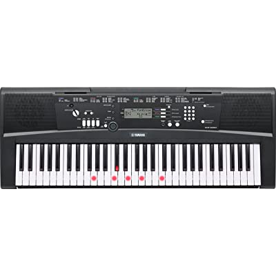 Yamaha EZ220MM EZ Series 61-Key Portable Keyboard: Musical Instruments