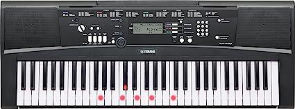 Yamaha EZ-220 61 Keyboard