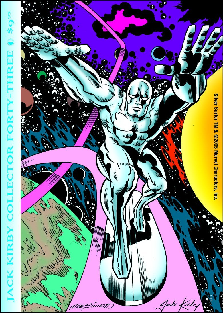 The Jack Kirby Collector #43 PDF