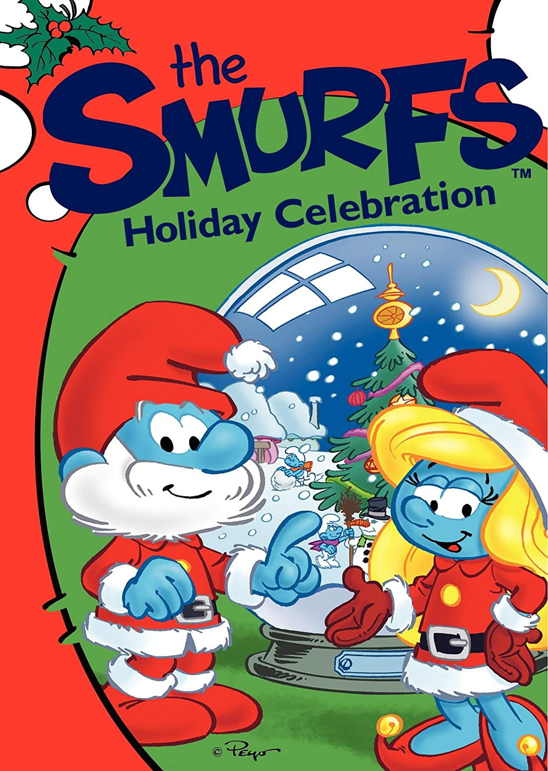 Amazon Com Smurfs Holiday Celebration The Various Various Movies Tv