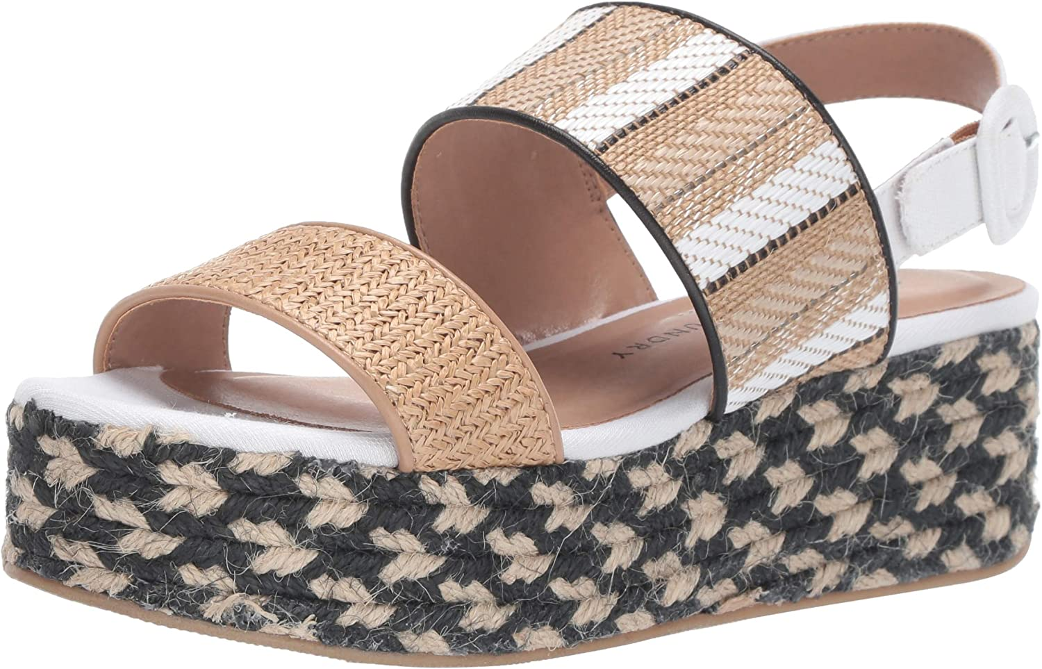 Chinese Laundry Women's Zuzu Espadrille Wedge Sandal
