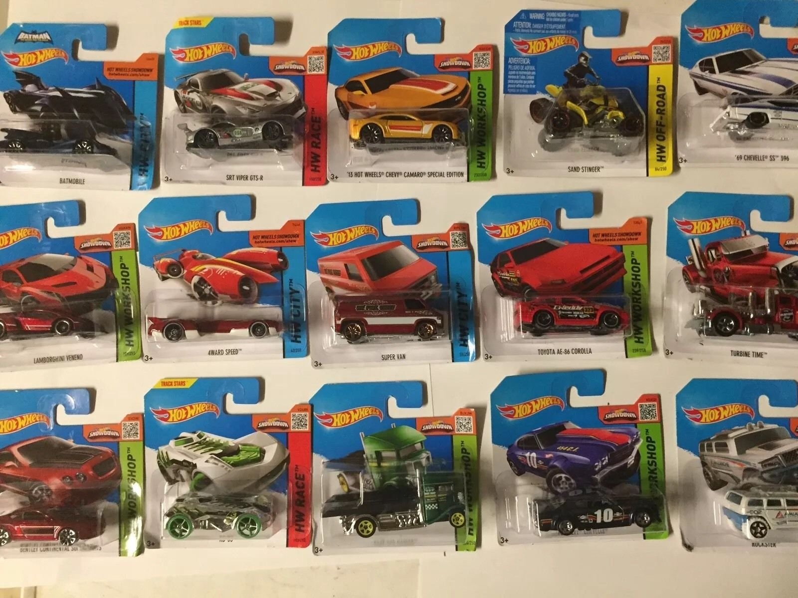 Hot Wheels Car Brand New Assorted Designs Assorted Cars [ONE SUPPLIED]