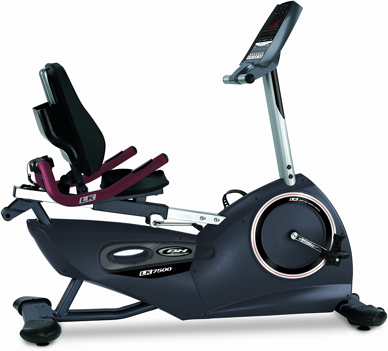 BH Fitness Heimtrainer LK 7500 - Bicicletas estáticas (53 kg ...