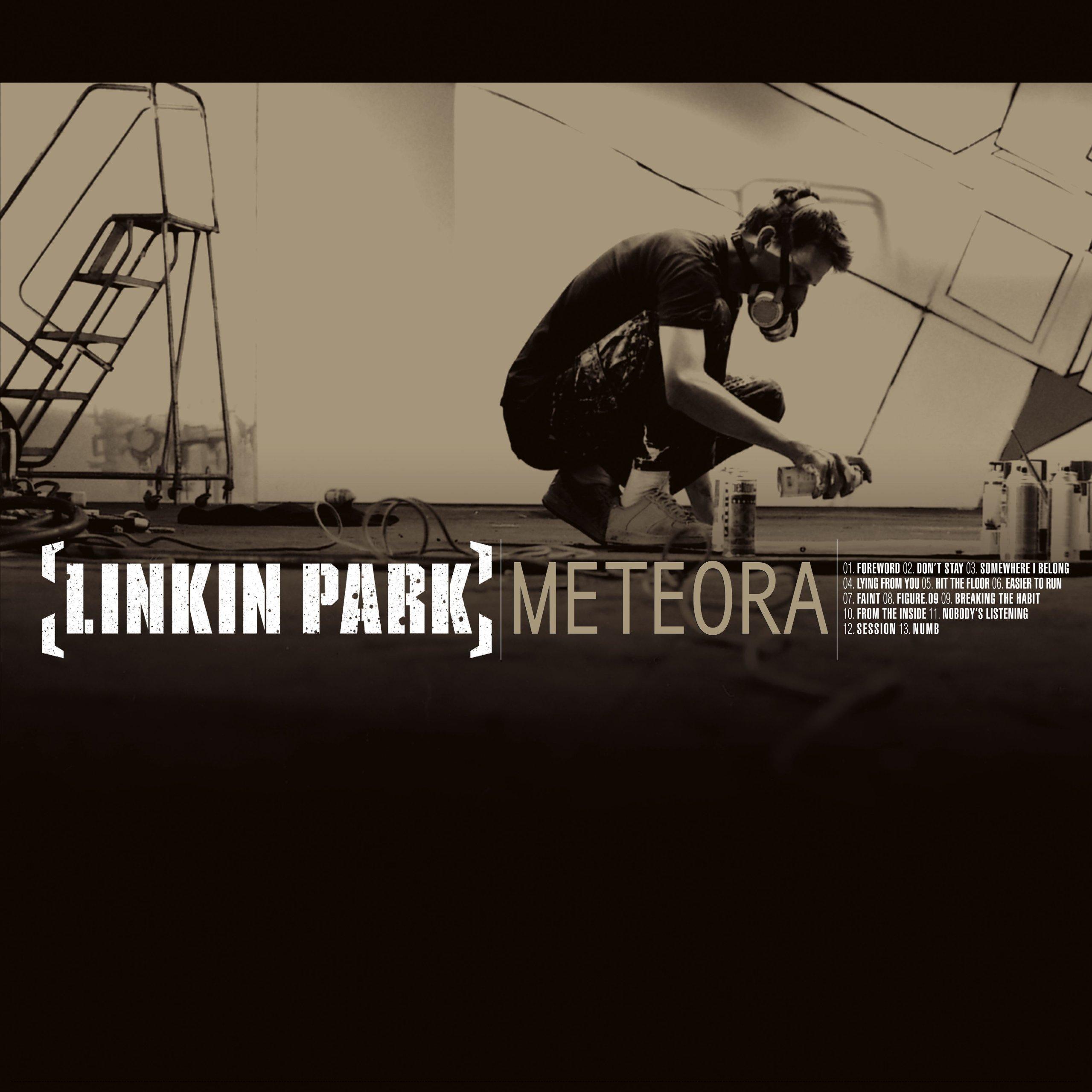 Vinilo : Linkin Park - Meteora (LP Vinyl)