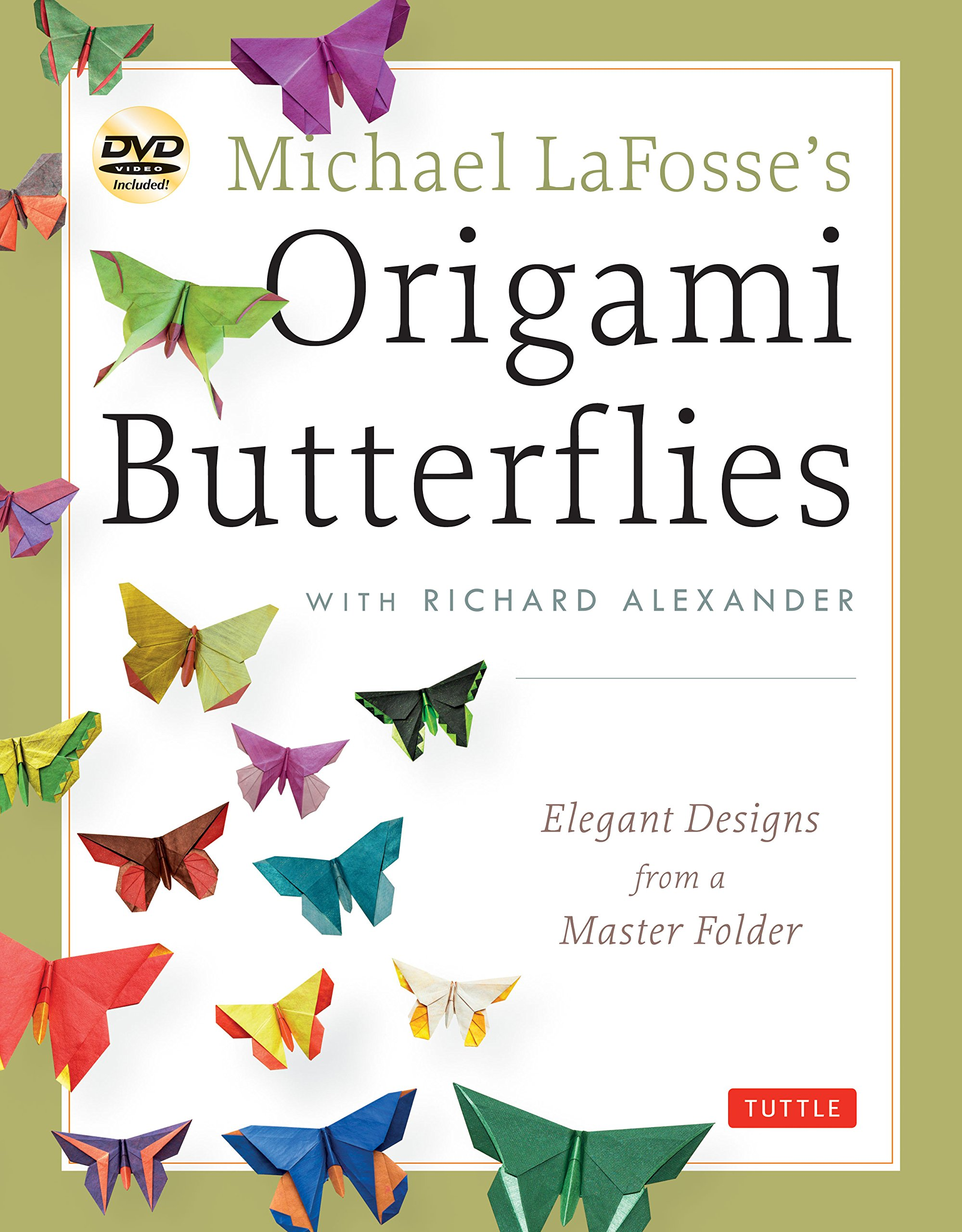 Origami Butterflies Kit: The LaFosse Butterfly Design System - Kit ... | 2560x1999