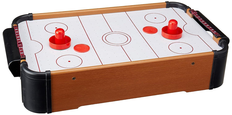 CHH 21 Mini Air Hockey Game Set Flat River Group 9052S