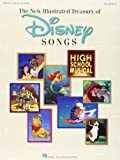 The Illustrated Treasury Of Disney Songs Pvg