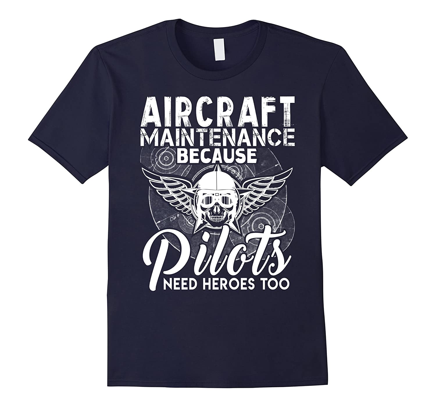 Aircraft Maintenance T Shirt Cool T Shirt-TJ