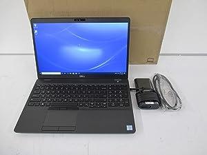 """Dell Latitude 5501 15.6"""" Notebook - Intel Core i5-9400H - 16GB RAM - 256GB SSD"""
