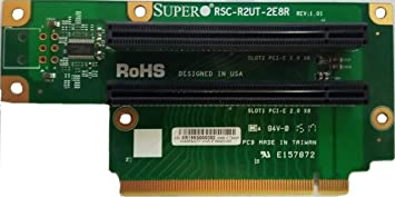 Replacement for SUPERMICRO Computer RSC-R2UU-A4E8+