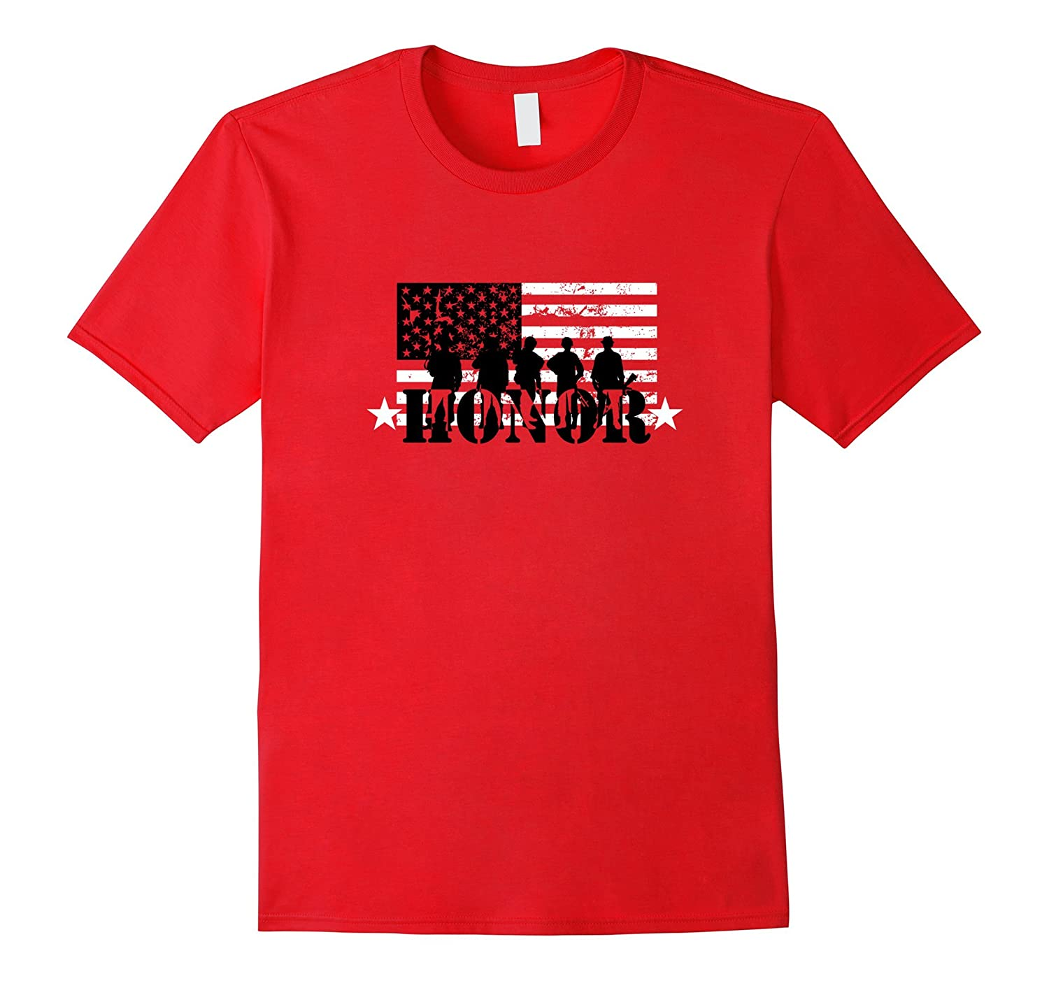 Red Shirt Honor-CD