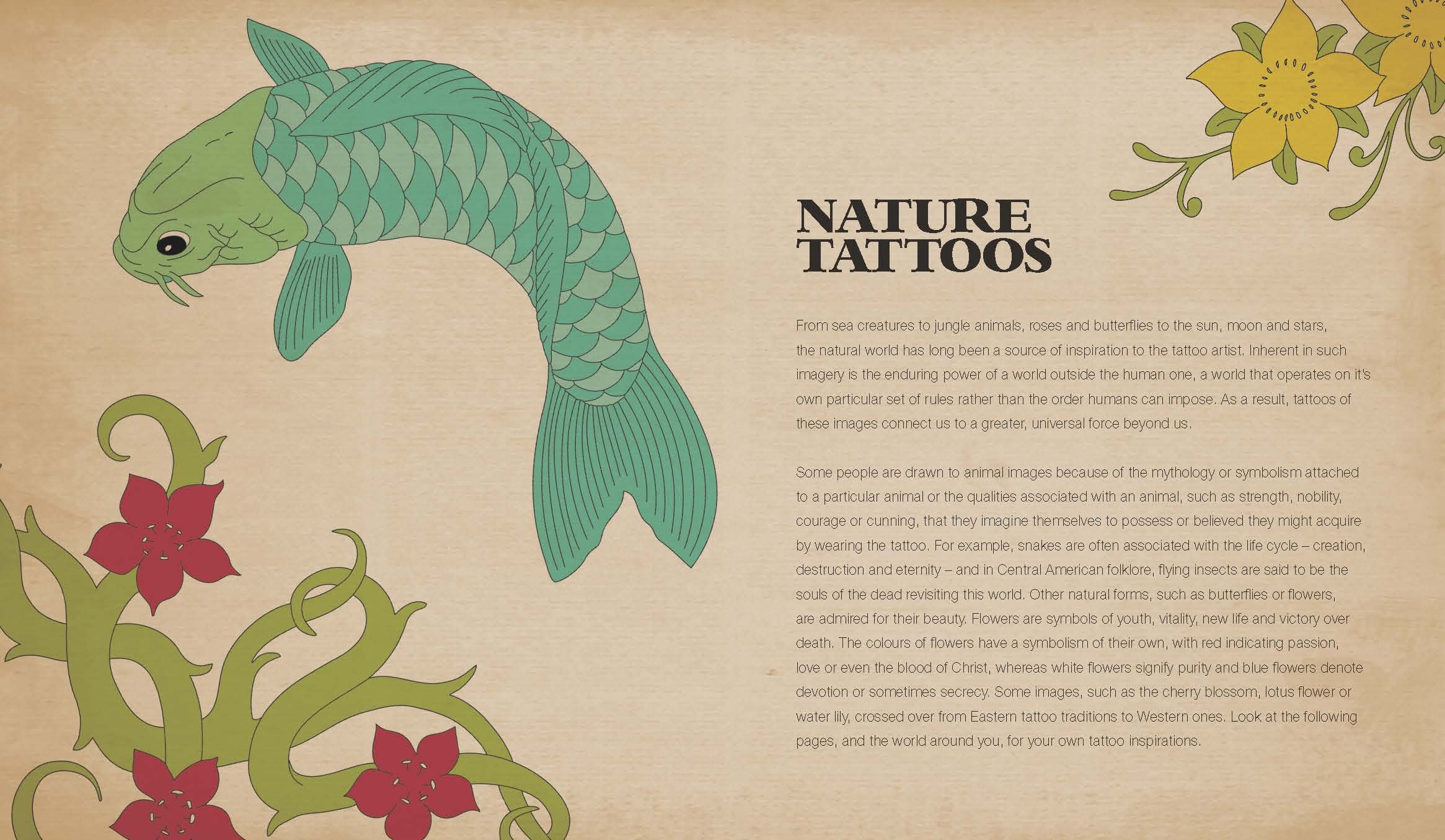The 1000 Tattoo Sourcebook Designs For Body Decoration Malcolm