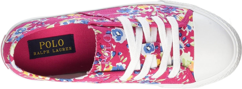 Ralph Lauren 993959 - Zapatillas de Lona Niñas, Color Amarillo, Talla 39 EU: Amazon.es: Zapatos y complementos
