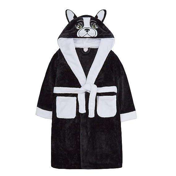 Garçon Adolescent Animal Modèle Robe de Chambre 7-8 Ans pour ...
