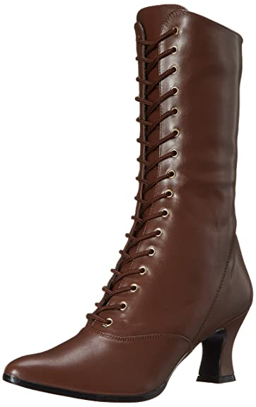 8645b7ec92ac0 Funtasma VICTORIAN-120 Damen Stiefelette: Amazon.de: Schuhe ...