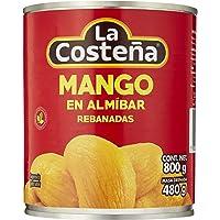 La Costeña, Mango en rebanadas, 800 gramos