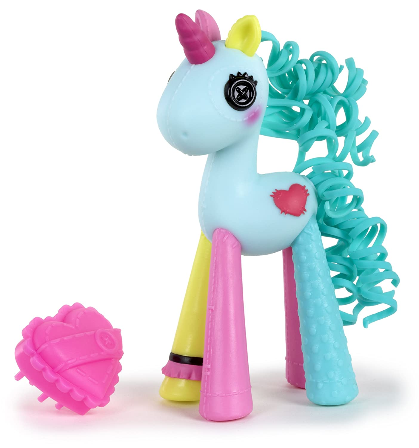 Amazon.com: Lalaloopsy Mini Lala Oopsie Horse, Cashew: Toys & Games