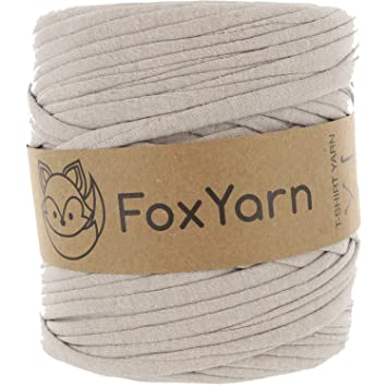 Amazon.com: The Fox Yarn Co. - Ovillo de lana para camiseta ...