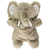 B. Boutique Hand & Finger Puppet, Set of 2 Elephant Deals