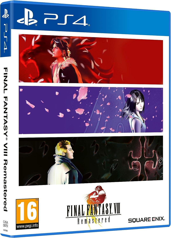 #Videojuego Final Fantasy VIII Remastered por 19,99€
