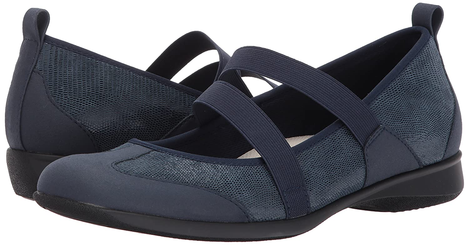 Trotters Women's Josie Mary US|Dark Jane Flat B01NCOVA3P 11.5 N US|Dark Mary Blue 20641a