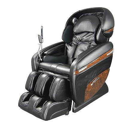 OSAKI OS 3D PRO DREAMER Zero Gravity Heated Massage Chair, Black