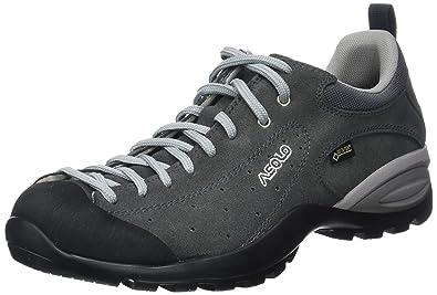 Asolo Shiver GV Mm Zapatos, Hombre, Gris (Graphite), 12UK