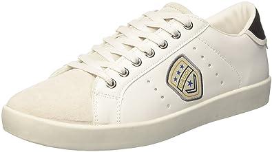 Gaudì Chrono, Baskets Homme, Blanc (Offwhite/White V1741), 41 EU