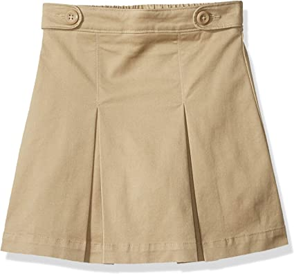 Amazon Essentials - Falda pantalón de uniforme para niña: Amazon ...