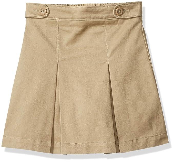 Amazon Essentials - Falda pantalón de uniforme para niña: Amazon ...