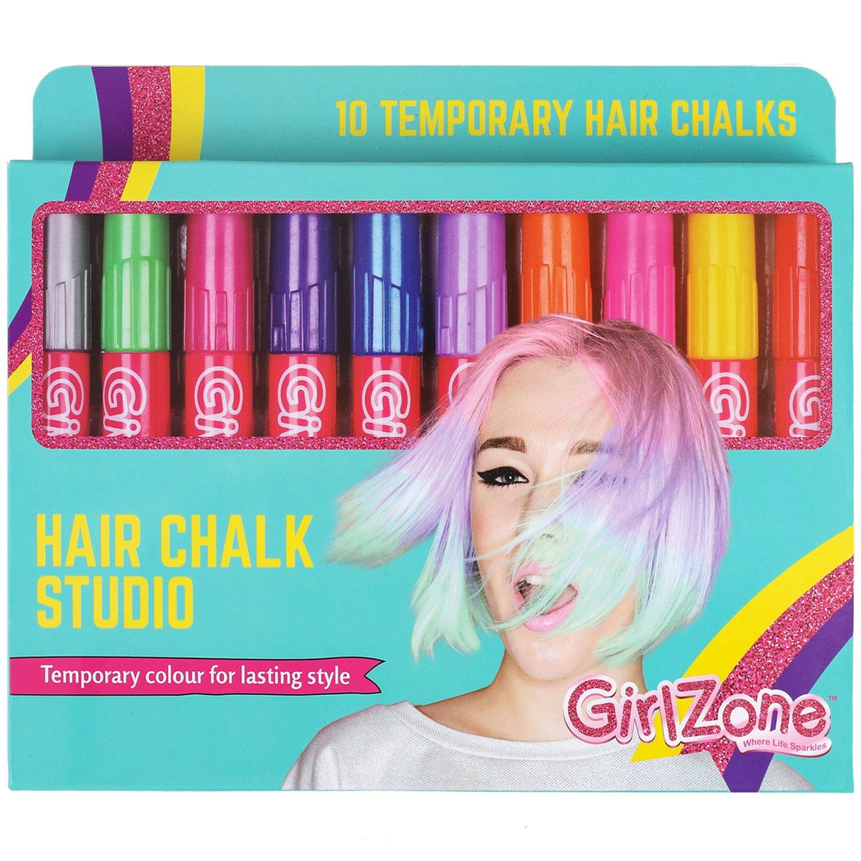 GirlZone: Geschenkideen Weihnachten für Kinder - Temporäre Haare ...