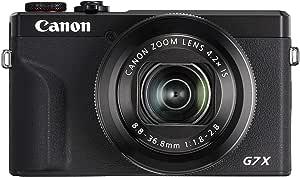 Canon Powershot Digital Camera Canon PowerShot G7X Mark III Digital Camera , Black (G7XIIIBK)