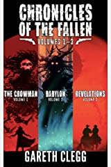 Chronicles of the Fallen - Vol 1-3: A Weird West Novella Series (Chronicles of the Fallen Collection Book 1) Kindle Edition