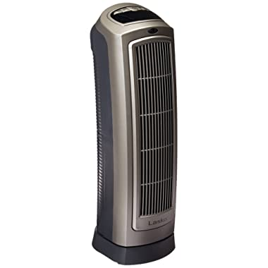Lasko Heating Space Heater 8.5″L x 7.25″W x 23″H 755320